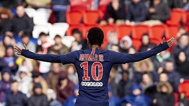 Neymar, l'or est devenu plomb