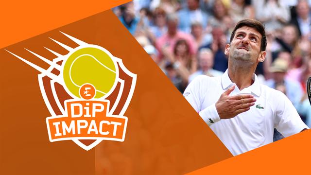 Jusqu'où ira Djokovic ? Revivez DiP Impact avec Camille Pin