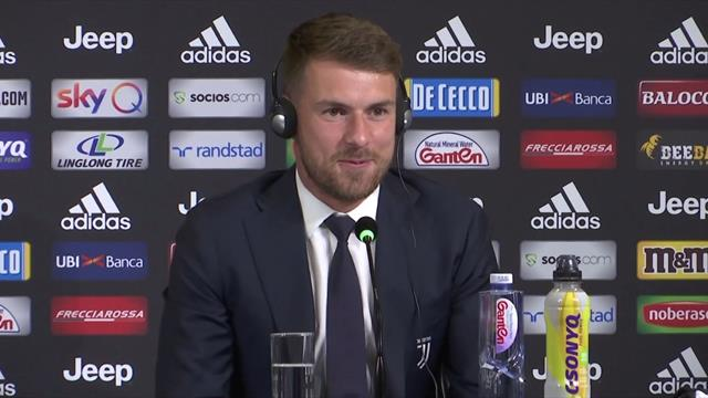 Aaron Ramsey: I couldn't refuse Juventus move