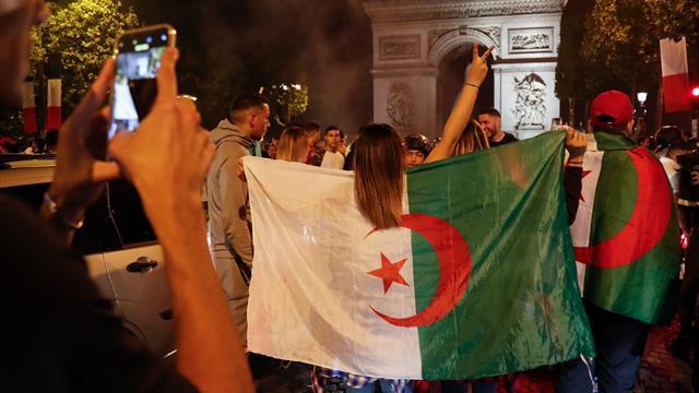 L'Algérie, entre liesse populaire et rêve de deuxième étoile