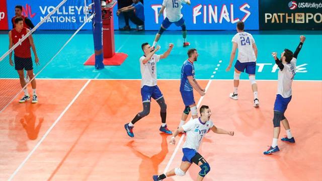 La Chine remet son titre en jeu aux Championnats du monde U20 (F) de volley