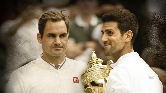 20 - 16 : Quand le Djoker fond sur Federer