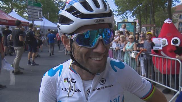 """Tour de Francia 2019, Valverde: """"Lo de Landa es una auténtica pena"""""""