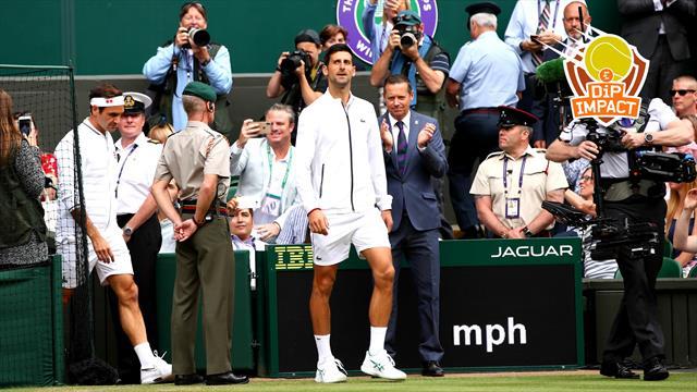 """""""Djokovic a abandonné l'idée de se faire aimer du public"""""""