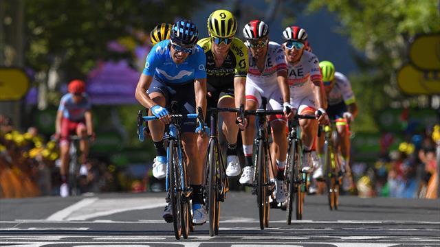 Tour de France 2019 : Barguil s'excuse d'avoir fait chuter Landa
