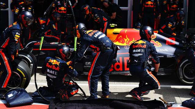 Boxenstopp in Fabelzeit: Red Bull stellt in Silverstone neuen Rekord auf