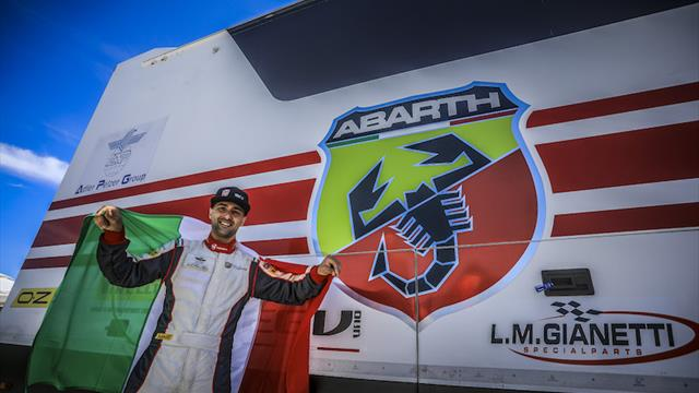 Nucita to fly the Abarth flag highest in the ERC