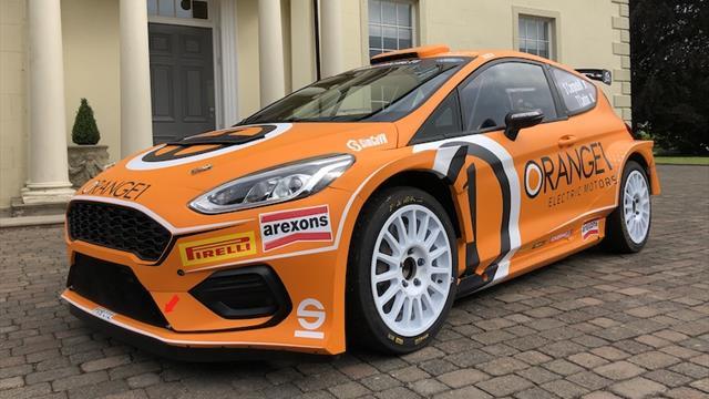 Campedelli choisi pour faire débuter la nouvelle Fiesta R5 en ERC