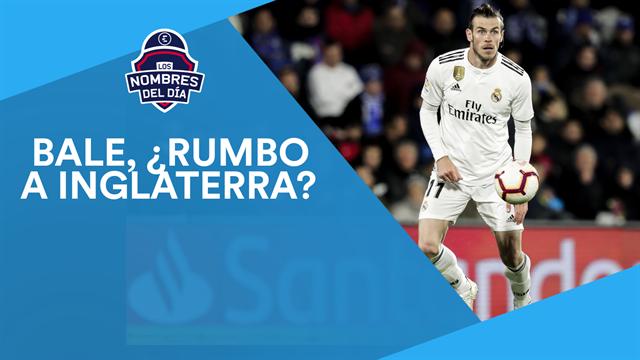 Bale, James, Neymar, De Ligt y Maguire, los nombres del día