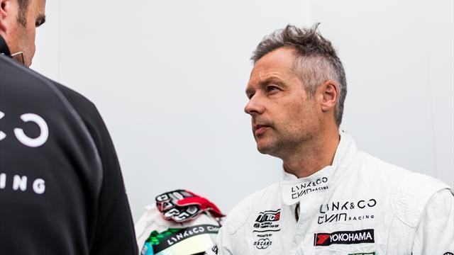 Zwei Weltmeister vereint: WTCR-Pilot Priaulx und Radrennfahrer Hoy