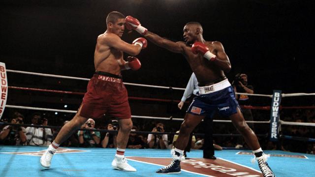 Consternación por muerte de Whitaker, boxeador que arrebató el invicto a Poli Díaz