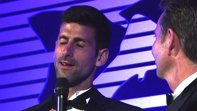 """Djokovic: """"Federer dimostra che l'età non conta, ho qualche altro anno di tennis nelle gambe"""""""
