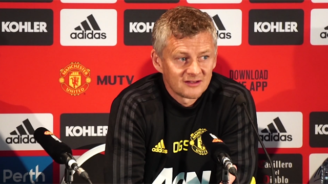 Solskjaer: Every player will give everything for Manchester United