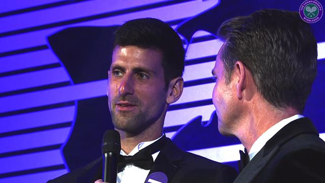 Novak Djokovic: I have a few more years in my legs