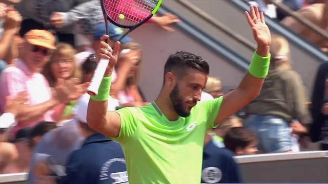 Se høydepunktene fra Ruuds tap i Swedish Open