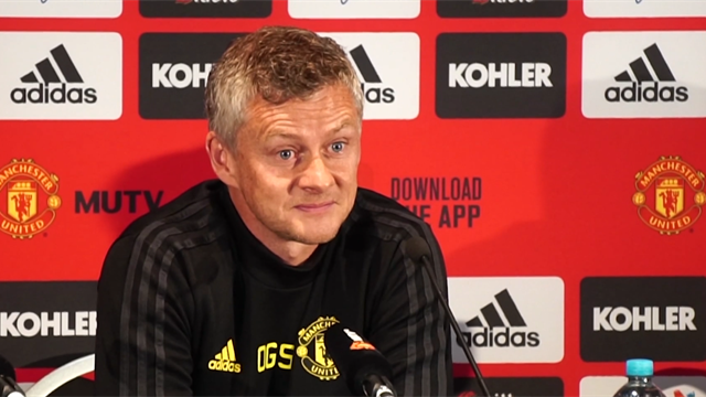 Ole Gunnar Solskjaer: Leeds-United rivalry could 'flare up' again