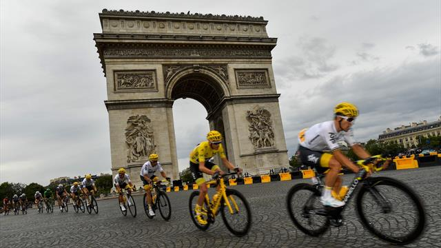QUIZ: Can you name every winner of the Tour de France?