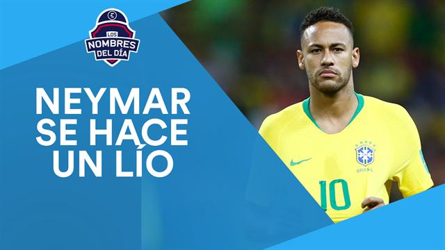 Neymar, Pogba, De Ligt y Trippier, los nombres del día