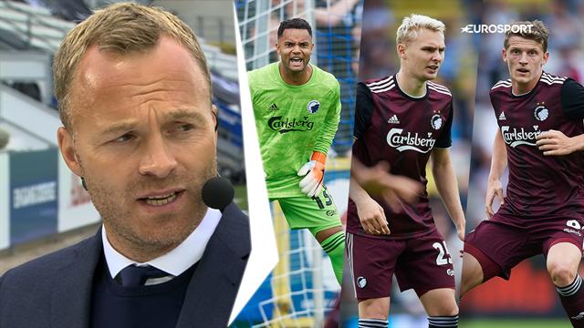 Lars Jacobsen om FC Københavns handler internt i 3F Superligaen: Det er et sundhedstegn