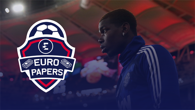 "Euro Papers: Real Madrid launch ""Operation €200m"" to sign Paul Pogba"