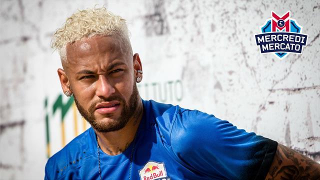Le dossier Neymar est dans l'impasse, et si la clé s'appelait Dembélé ?