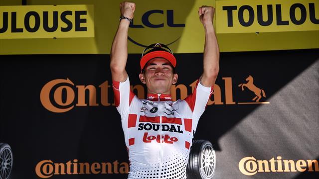 Debüt-Erfolg bei der Tour: Ewan sprintet in Toulouse zum Etappensieg