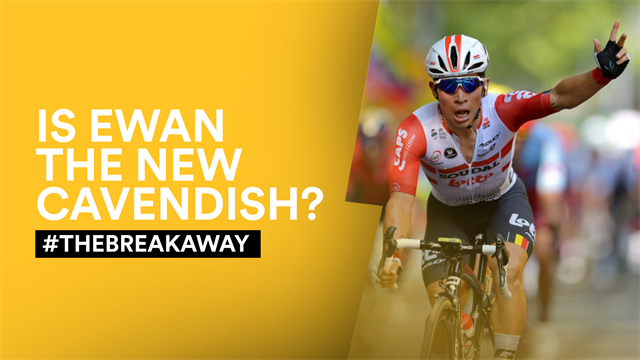 #TheBreakaway - Ewan vs Cav, trouble at Team Sunweb, and a look ahead to the Pyrenees