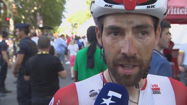 De Gendt: Ewan was putting a lot of stress on himself