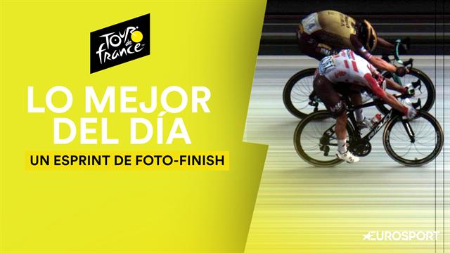 Tour de Francia 2019 (11ª etapa), lo mejor del día: Una victoria para la que hizo falta foto-finish