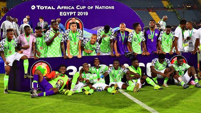 Le Nigeria en bronze, la Tunisie au pied du podium