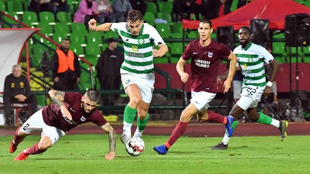 Porto snatch late win at Krasnodar, Celtic hold Cluj