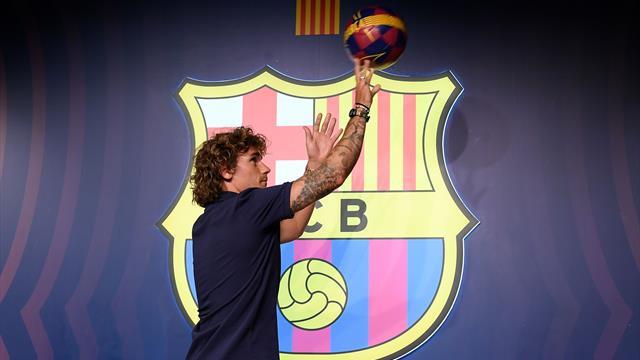 """Lasarte : """"Pour réussir au Barça, Griezmann doit rester lui-même"""""""