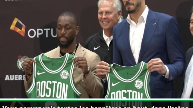 "Celtics - Kemba Walker : ""Je suis venu pour gagner"""