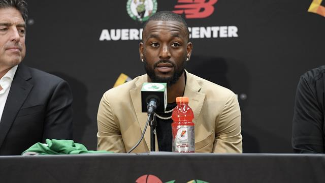 "Walker : ""Michael Jordan a eu une grande influence sur moi"""