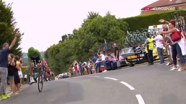 Tour de Francia, 2019: Genio y figura, la última virguería de Sagan