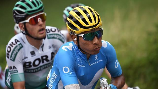 Tour de Francia 2019: Pajarón de Nairo en el Tourmalet, ¡hasta una coca-cola cogió del público!