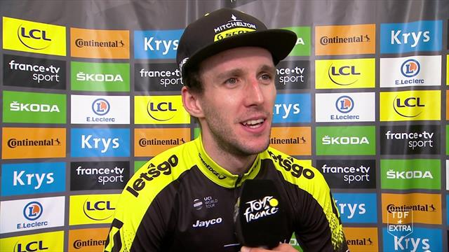 Simon Yates: 'I've been saving energy for this'