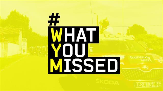 #WhatYouMissed in etappe 12 van de Tour de France - winst voor Simon Yates