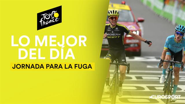 Tour de Francia 2019 (12ª etapa), lo mejor del día: Pello Bilbao acarició el primer triunfo español