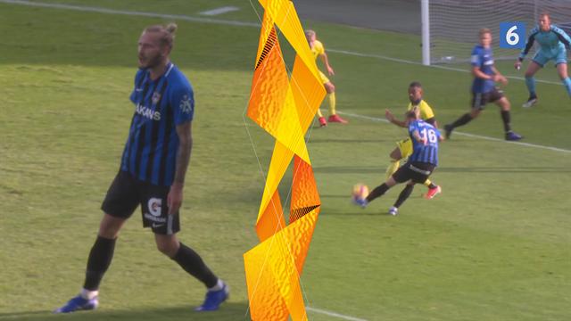 Highlights: Brøndby avancerede trods 0-2-nederlag og sløjt spil i Finland