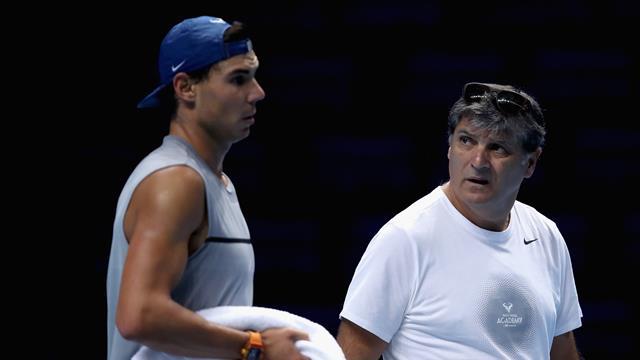 """Toni Nadal: """"Rafael encuentra la motivación en su espíritu de lucha, no es tanto el ganar"""""""