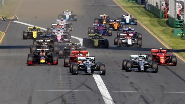 La Fórmula Uno renueva hasta 2025 el Gran Premio de Australia en Melbourne
