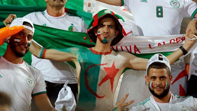 """""""One, two, three, viva l'Algérie"""" : Mais d'où vient le chant iconique des Fennecs ?"""