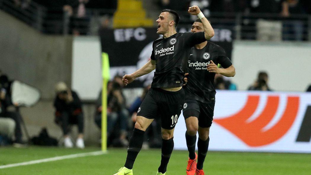 Europa League Quali Fc Flora Tallinn Eintracht Frankfurt