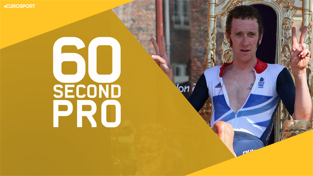 60 Second Pro with Bradley Wiggins - How to ride the perfect time trial