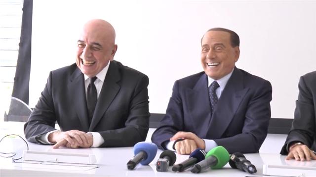 """""""Come a.d. del Milan..."""", il lapsus di Galliani scatena Berlusconi. Il siparietto a Monza"""