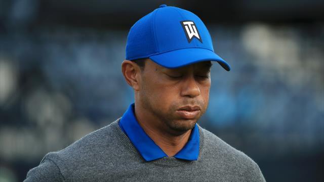 Tiger Woods permet aux États-Unis de rester en course — Presidents Cup