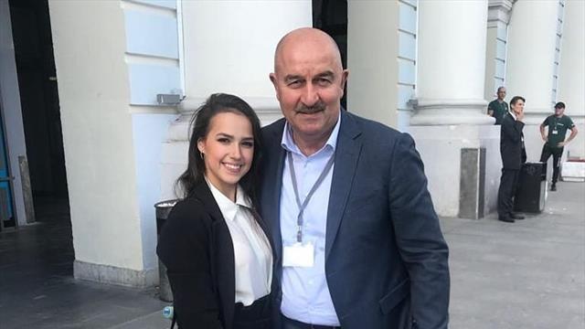 Фигуристка Тараканова высказалась оМедведевой иЗагитовой