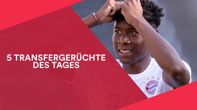 Vertragsverlängerung stockt: Alaba wird von Top-Klub gelockt