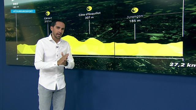 """Contador : """"Le Tourmalet, c'est un test énorme pour Alaphilippe"""""""